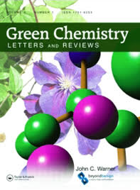 Green Chemistry Letters and Reviews